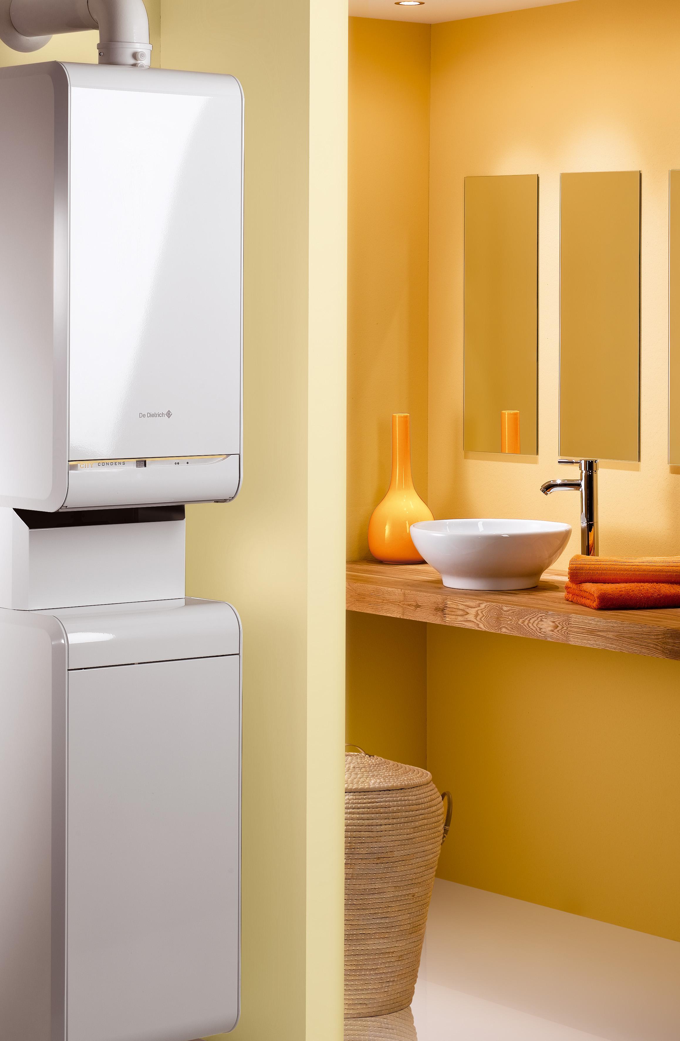 De dietrich thermique - Condensation salle de bain ...